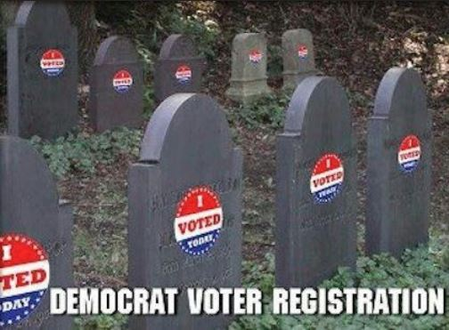 dead Democrat voters