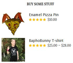 Macaulay Culkin's Bunny Ears website shop